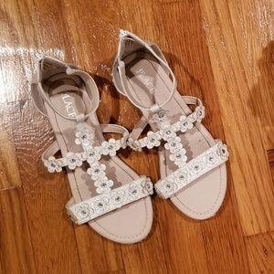 Girls Dressy Sandals